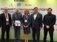 Dünya Kardeş Şehirler Turizm Birliği Lansmanı PATA Yönetim Kurulu Toplantısında Yapıldı!