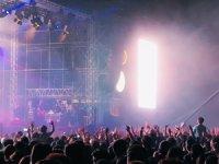 Doğu'nun en büyük festivali binlerce müzikseveri ağırladı