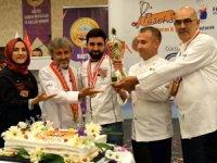 Uluslararası Master Of Cake Başkent 2018'in En Yetenekli Pastacısı  Azerbaycan'dan!