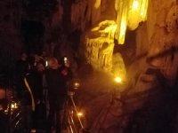 Ballıca Mağarası güzelliği ve şifasıyla turistlerin ilgisini çekiyor