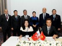 Türkiye-Vietnam İş ve Yatırım Forumu, 8 Ekim 2018 tarihinde İstanbul'da gerçekleştirildi