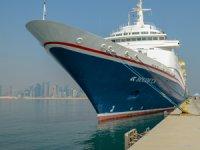 Katar 2018/19 Gemi Turları Sezonunu Boudicca Yolcu Gemisi'nin Gelişi ile Açıyor