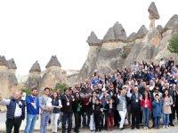 5. TİM Büyükelçiler Buluşması'nda, 76 ülkeden Büyükelçi, Konsolos, Ticaret Ataşesi ile AB Delegasyonu Türkiye Temsilciliği bir araya geldi