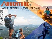 Türkiye'nin ilk Macera Turizmi ve Sporları Fuarı 'Adventure Turkey'