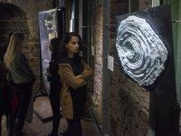 'Düşler Ülkesi: Troya' İstanbul'da, üç haftada 10 binden fazla sanatseveri ağırladı