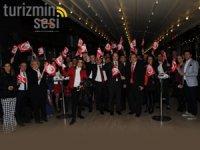 """""""SKAL Marmara"""" Burgu Arjaan & Tango Arjaan by Rotana Hotel'de toplandı"""