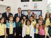 QNB Finansbank Tales Matematik Müzesi Gezici Tır'ı Anadolu'da Çocuklarla Buluşuyor