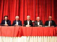 Ekonomi gazetecileri ve işadamları Tokat'ta bir araya geldi