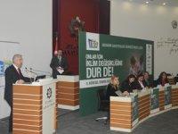 10. Küresel Isınma Kurultayı, İstanbul Sanayi Odası (İSO) 'nda gerçekleşti