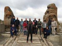 14 farklı ülkeden turizm acentaları Yeşilırmak Havzası'nda