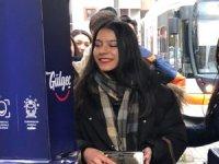 Bursalılara şehir içi ulaşımında bir gülüş ile turnikeler açılıyor