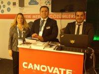 """Canovate Group, Bilişim Zirvesi'18 """"Akıllı Şeyler-Bilen Teknolojiler"""" zirvesine katıldı"""