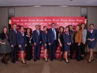 """Corendon Airlines, """"2019 yazında İzmir'e haftada 18 uçuş gerçekleştirecek"""