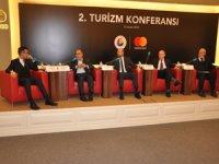 """Turizm sektörü ile kamu kurum temsilcileri Ankara'da """"Turizm Konferansı""""nda buluştu"""