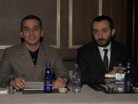 Inflow Summit Basın toplantısı Four Seasons Hotel'de gerçekleşti