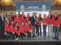 Fikret Öztürk Kulüplerarası Golf Turnuvası'nın kazananı Taurus Golf Kulübü oldu
