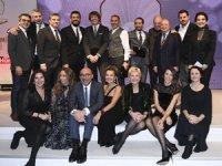 İnci kazanan restoranlar Swissotel'de yapılan ödül töreniyle sahiplerini buldu