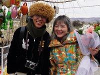 Çinli Sosyal Fenomenden Kapadokya'nın Büyülü Atmosferinde Sürpriz Evlilik Teklifi