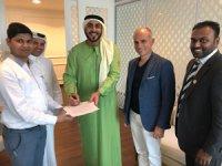 Boğaziçi Ventures ve Dubaili MBF Holding'ten 200 milyon dolarlık girişim anlaşması