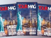TOURMAG Turizm Dergisi'nin Merakla Beklenen Yeni Sayısı Yayınlandı