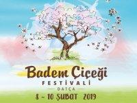 Datça Badem Çiçeği Festivali, kış aylarında ziyaretçilerini bekliyor