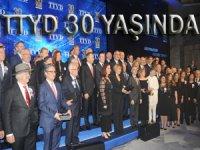 TTYD 30'ncu yıl kutlamasında Sektörün tüm temsilcilerini Raffles Hotel'de buluşturdu