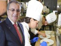 Turizm Meslek Liseleri Arası Aşçılık Yarışması'nın kazananı gençler olacak