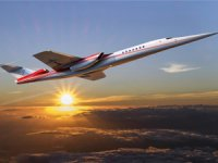 Boeing, Süpersonik Yolculuğu Hızlandırmak için Aerion ile Ortaklık Kuruyor
