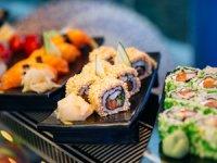 Bleu Lounge, Mart boyunca her Çarşamba, Perşembe ve Cuma akşamı sushi severleri müzik eşliğinde karşılıyor