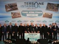 Tersane İstanbul Projesi'nin temeli Cumhurbaşkanı Erdoğan tarafından atıldı
