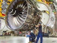 Rolls-Royce Trent XWB Motorları 1,5 Milyar milden fazla yol kat etti