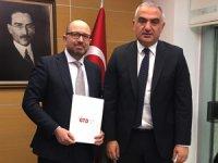 """Türkiye'nin küresel ölçekte en rekabetçi sektörü """"gastronomi turizmi"""" GTD ile atağa hazır"""