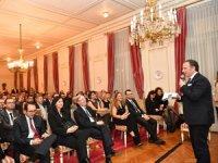 MSC Cruises, İstanbul'daki yetkili satış acentelerini tarihi Venedik Sarayı'nda ağırladı