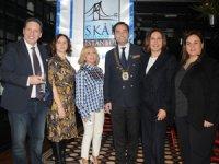 The Marmara Pera'da Skal İstanbul Happy Hour'da bir araya geldi