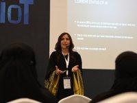 Melda Akın, Ortadoğu'daki dijital dönüşüme katkı vermeyi sürdürüyor