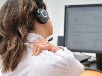 Masa başında çalışanlar sıklıkla bel, boyun, sırt ağrısı gibi problemler, postür sorunları yaşıyor