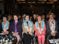 AK Parti Kadıköy Belediye Başkan Adayı Özgül Özkan Yavuz projelerini tanıttı