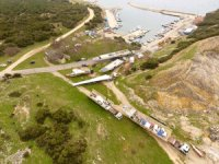 Airbus 330 Uçağı, Yapay Resif Projesi kapsamında Saros Körfezi'nde batırılacak