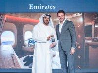 Emirates Havayolu, Conde Nast Ortadoğu okuyucuları tarafından 'Ortadoğu'nun Gözde Premium Kabini' ödülüne layık görüldü