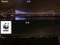 WWF-Türkiye'nin 'Dünya Saati' etkinliği 6 Nisan Cumartesi günü gerçekleştirilecek
