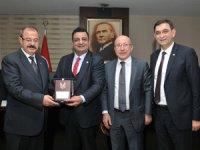 Türk-Amerikan İş Adamları OSB Yatırımlarını Anlatmaya Devam Ediyor