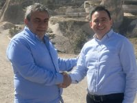 Türkiye'nin İlk Büyük Cave Resort Oteli Tanıtım Çalışmalarına Devam Ediyor