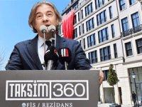 Taksim 360 projesinin 1 etap anahtar teslim töreni gerçekleşti