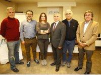 TUYED'in Genel kurulunda, Kerem Köfteoğlu derneğin başkanlığına yeniden seçildi