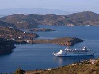Celestyal Cruises ile 7 gecelik Idyllic Aegean turları başladı. Celestyal Crystal sezonun ilk yolcularını Kuşadası'ndan aldı