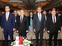 """Türkiye Seyahat Acentaları Birliği (TÜRSAB), Afyonkarahisar'da """"Sağlık Turizmi Çalıştayı"""" düzenledi"""