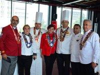 Uluslararasi Pasta Şefleri, Hünerlerini Samsun'da Sergilediler