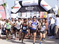 Global Run Bodrum'un altıncısı yarı maraton olarak gerçekleşti