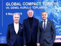 Global Compact Türkiye Yönetim Kurulu Başkanlığı'na Ahmet Cemal Dördüncü seçildi