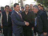 Bodrum Belediye Başkanı Ahmet Aras, ' Bodrum' da sezonluk değil ömürlük değişim' dedi